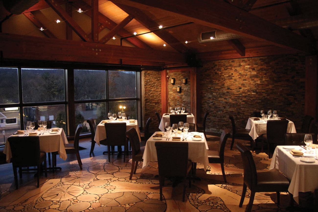 Rails Steak House Morris County Upscale Restaurant Premiere